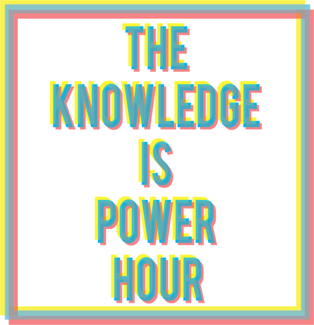 The Knowledge is Power Hour podcast hosted by Brian Reitz & Kristian Mundahl