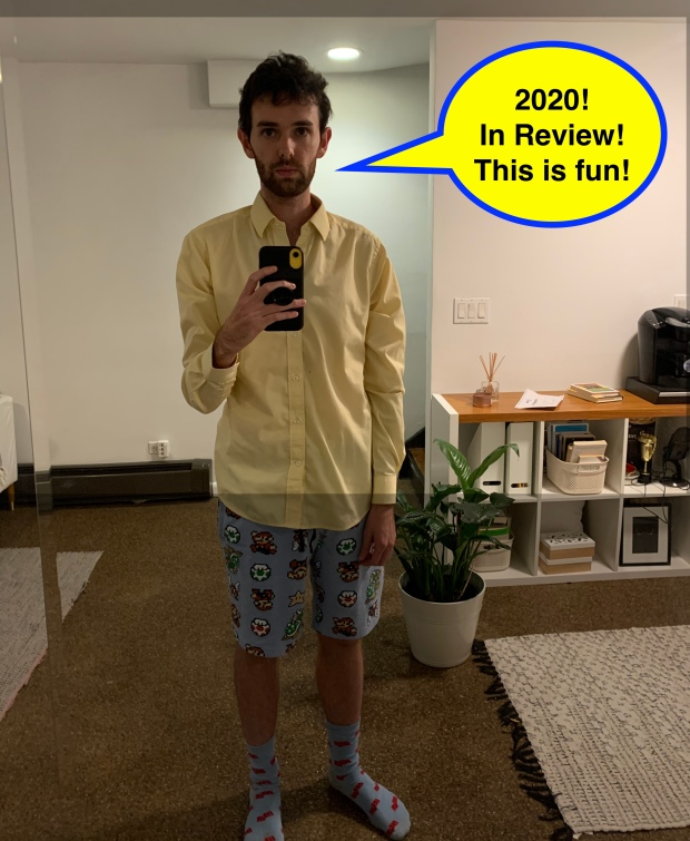 Brian's Year in Music 2020